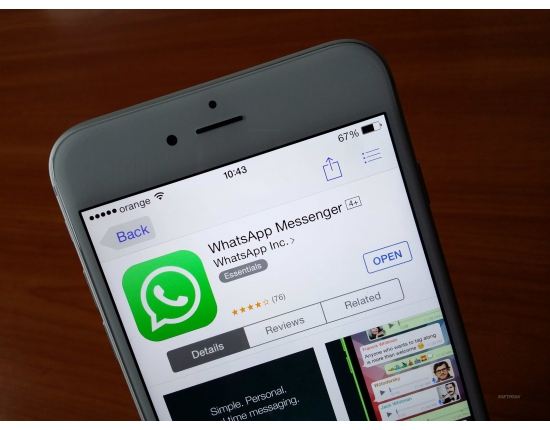 Whatsapp image auto download iphone