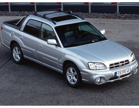 Photo subaru baja