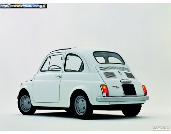 Image ancienne fiat 500