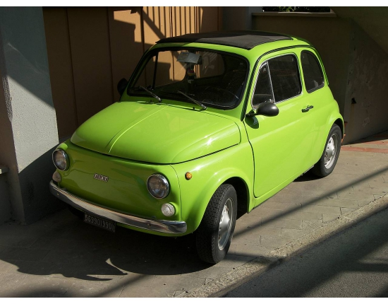 Image ancienne fiat 500 3