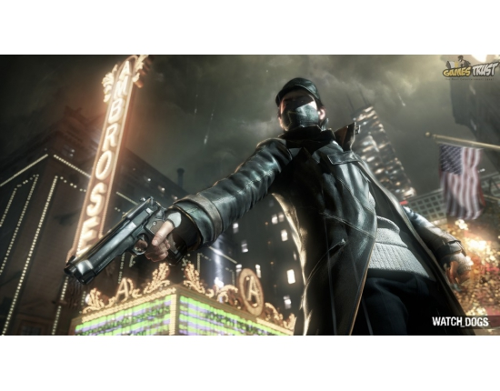 ������� �������� �� ������� watch dogs