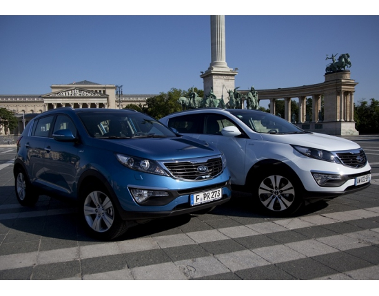 Photo nouvelle kia sportage