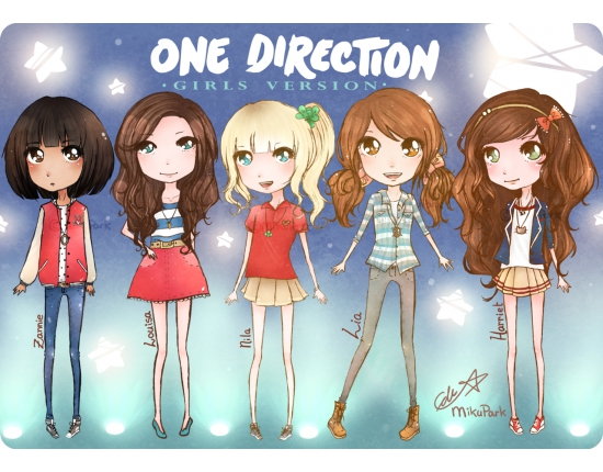 ����� �������� one direction