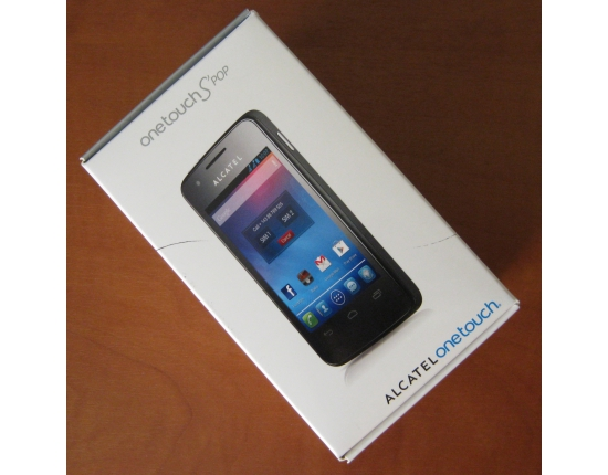 ������� �������� �� ������� alcatel one touch 4030d