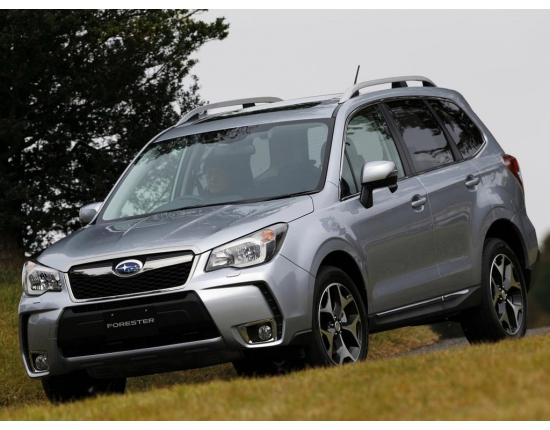 Photo subaru forester 2013 2