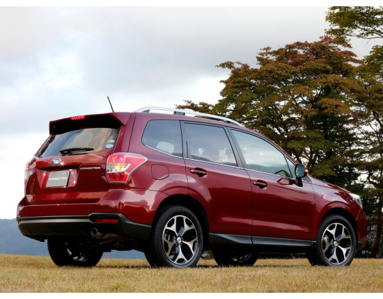 Photo subaru forester 2013 3