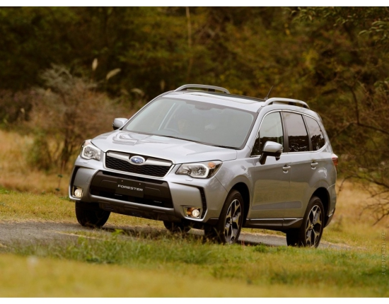 Photo subaru forester 2013 4