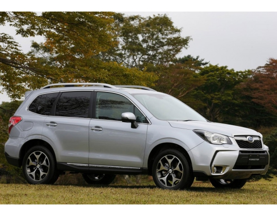 Photo subaru forester 2013 5