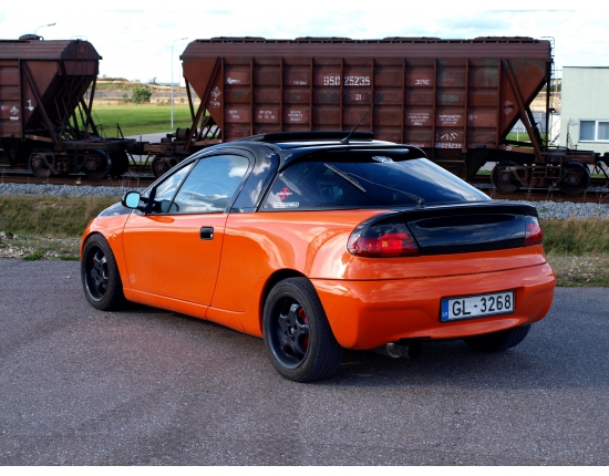 Photo opel tigra 1995 4