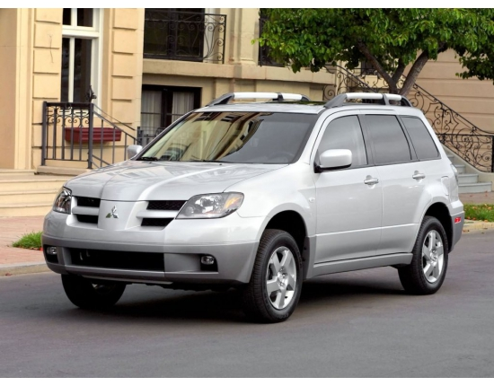 Photo mitsubishi outlander 2