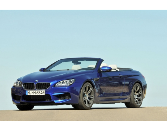 Photo nouvelle bmw m6