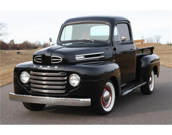 Photo 1950 ford 4