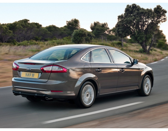 Фото ford mondeo 2011 4