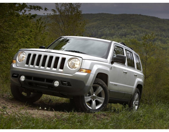 Photo jeep patriot 2012