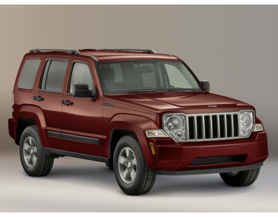 Photo jeep liberty 4
