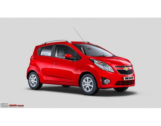 Image of chevrolet beat 4