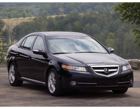 Image of acura tl 2