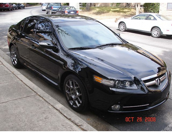 Image of acura tl 5