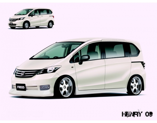 Image honda freed 2013 2