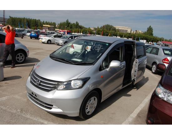 Image honda freed 2013 3