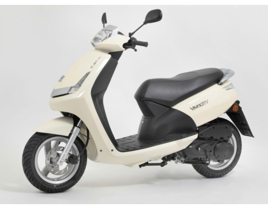 Photo scooter peugeot vivacity 5