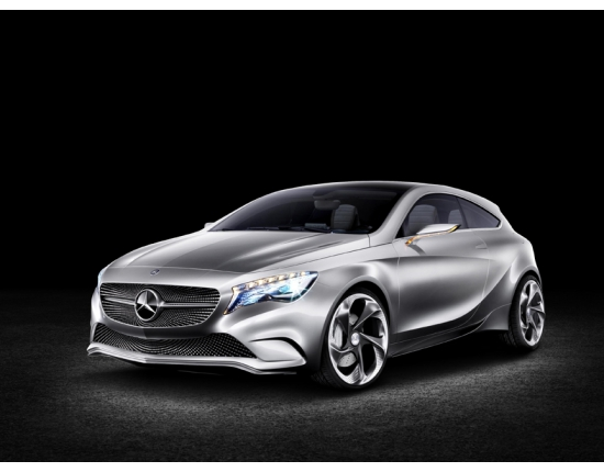 Photo new mercedes
