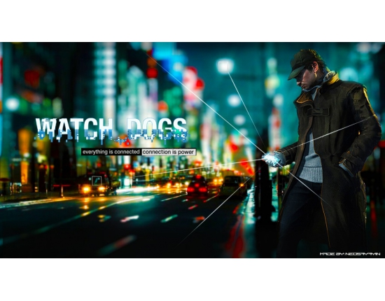 Картинки на телефон watch dogs 3