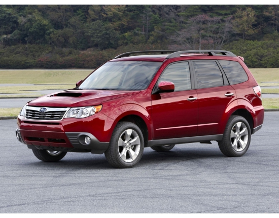 Photo subaru forester 2