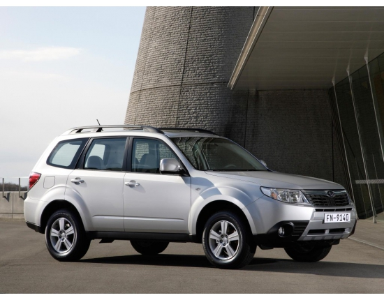 Photo subaru forester 3