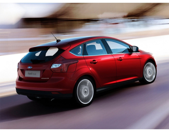 Фото ford focus 2012