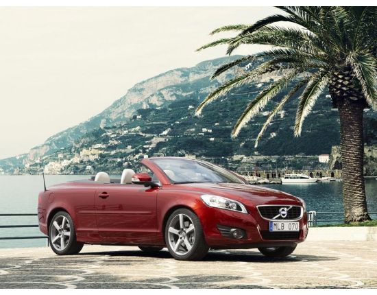 Photo volvo cabriolet
