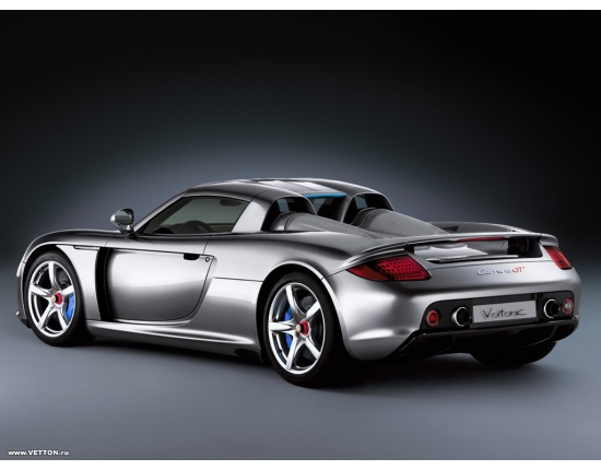 Photo de porsche carrera gt 2