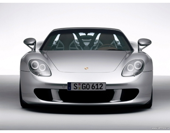 Photo de porsche carrera gt 3