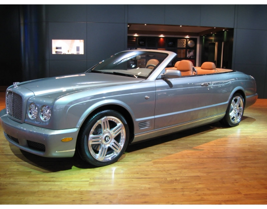 Image of bentley car