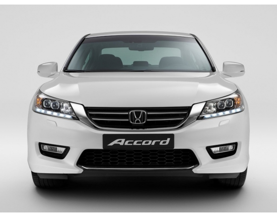 Photo new honda accord