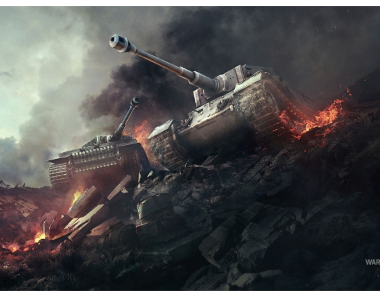 Картинки world of tanks 1366х768 5