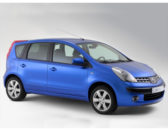 Фото nissan note 2