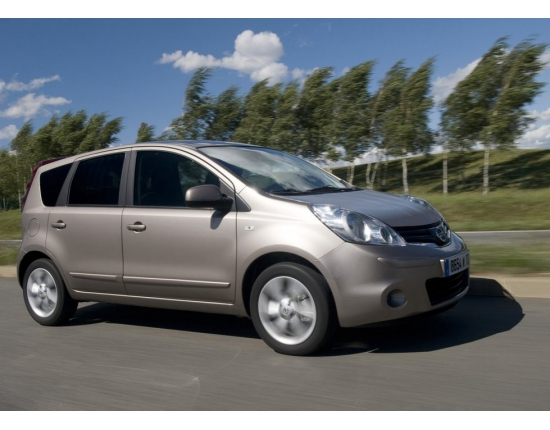 Фото nissan note 4