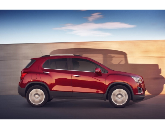 Image chevrolet trax