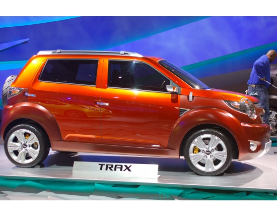 Image chevrolet trax 2