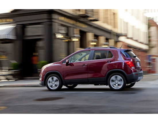 Image chevrolet trax 3