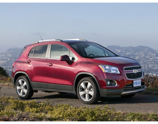 Image chevrolet trax 4