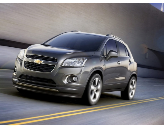 Image chevrolet trax 5