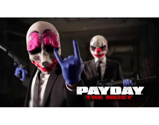 ���� �� ��� payday 2