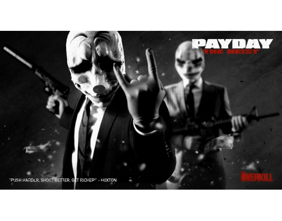 ���� �� ��� payday 2 5