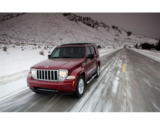 Photo de jeep liberty 1