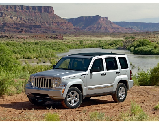 Photo de jeep liberty 2
