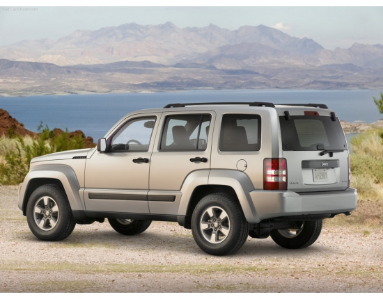 Photo de jeep liberty 4