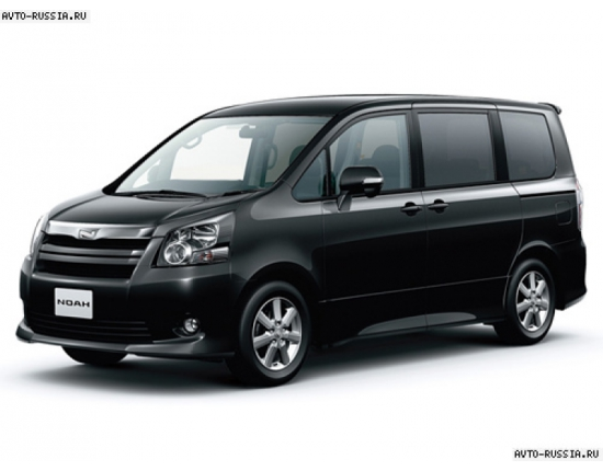 Photo toyota noah