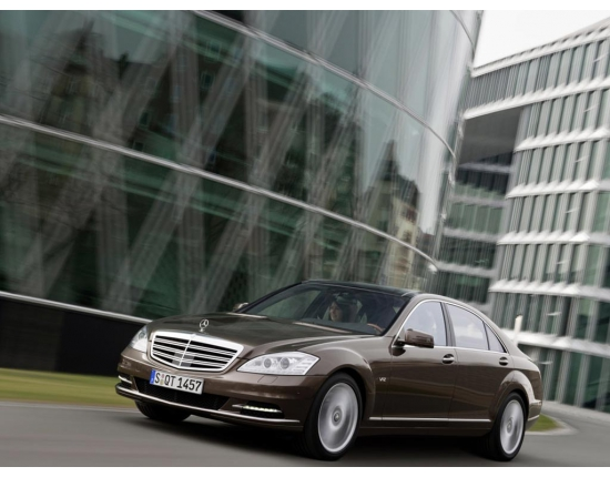 Photo mercedes benz s class